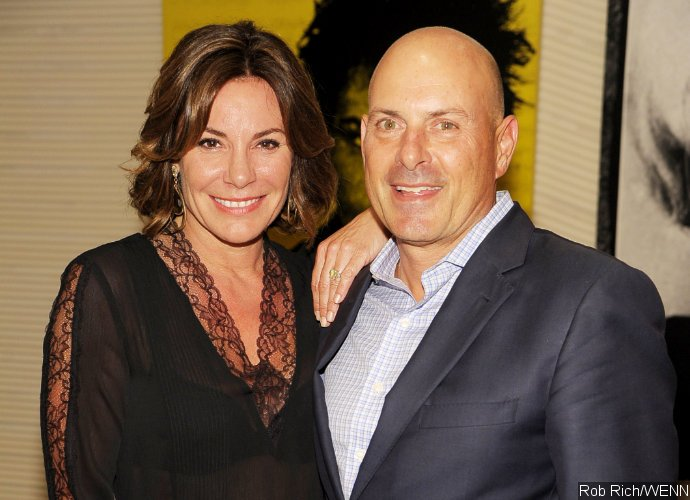 'Real Housewives' Star Luann D'Agostino Splits From Husband After 8 Months of Marriage