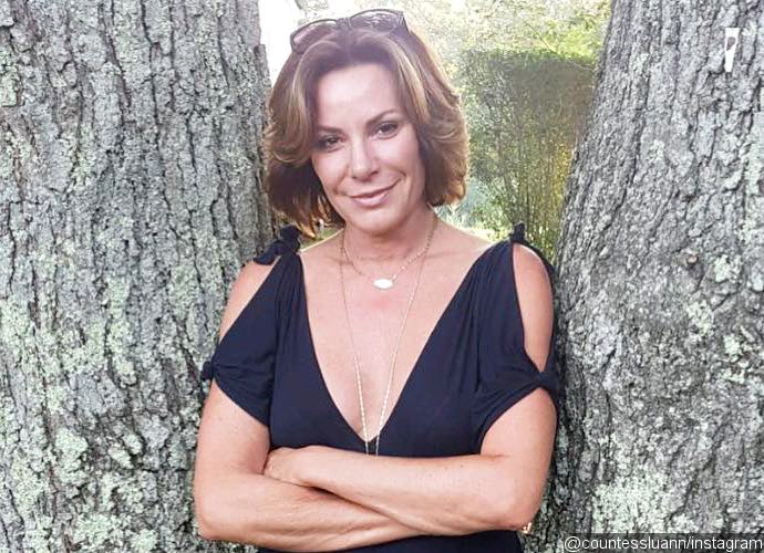 LuAnn De Lesseps Feels She's Slut-Shamed After Arrested for Disorderly Conduct