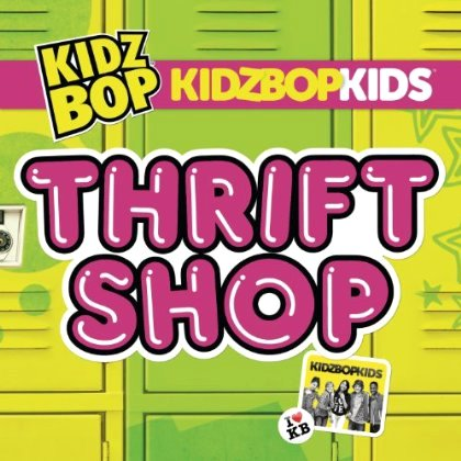 Macklemore and Ryan Lewis' 'Thrift Shop' Gets Scrubbed Clean on Kidz Bop Kids