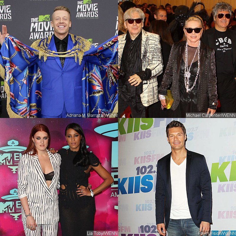 Macklemore, Blondie and Icona Pop Join Ryan Seacrest's New Year's Rocking Eve