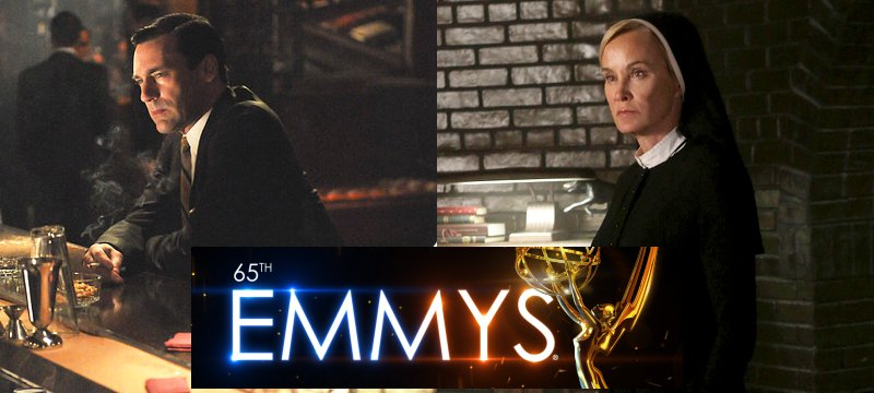 'Mad Men' and 'American Horror Story' Lead 2013 Emmy Nominations
