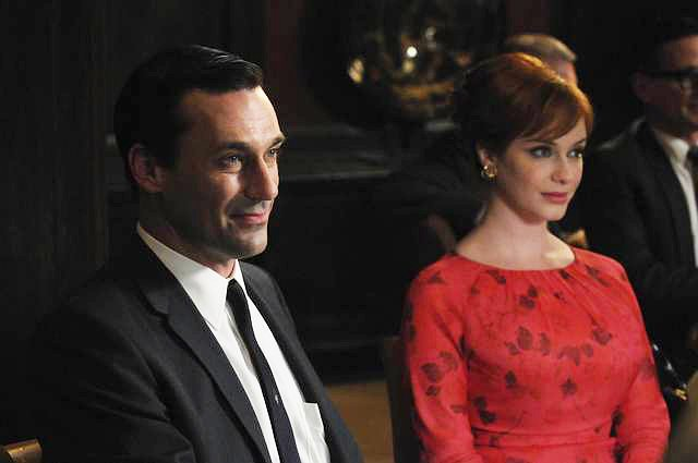 'Mad Men' Wins Big at Inaugural Critics' Choice TV Awards