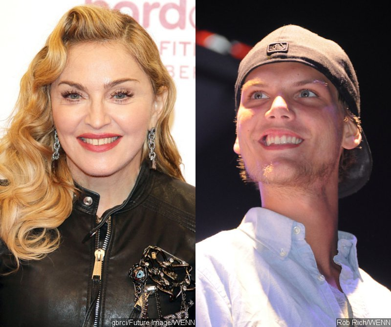 Madonna Announces Collaboration With Avicii