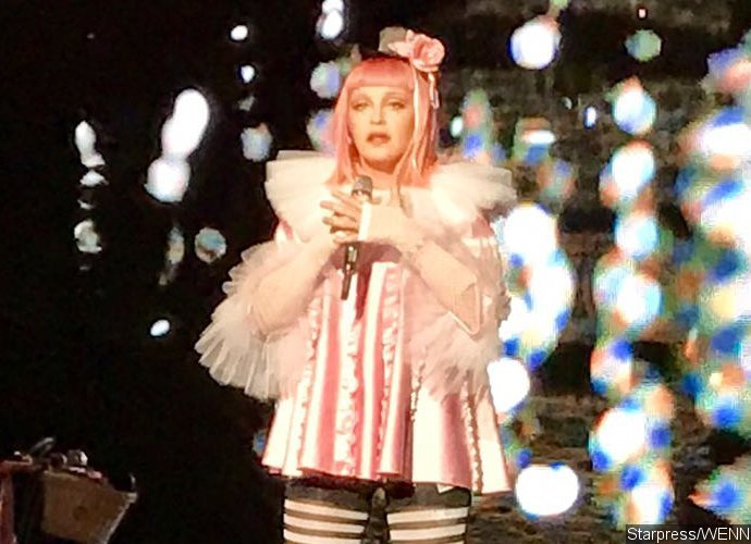 Madonna Covers Britney Spears' 'Toxic', Turns It Into an ... Britney Spears Toxic