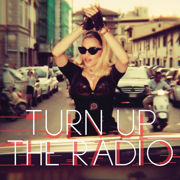 Video Premiere: Madonna's 'Turn Up the Radio'