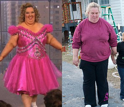Mama Junes Drops Over 100 Pounds, Credits 'Honey Boo Boo' Show for Her Weight Loss