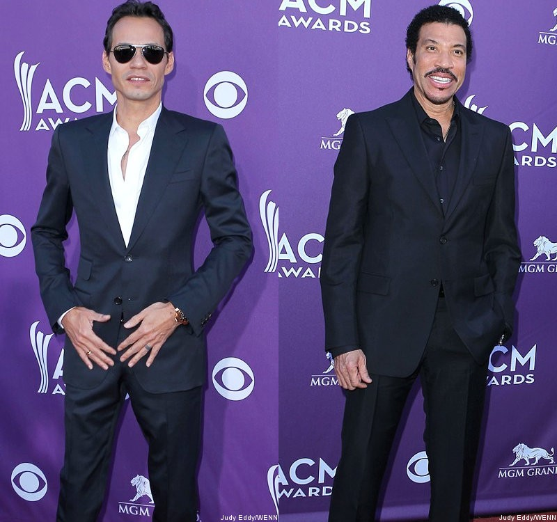Marc Anthony Added to Lionel Richie's All-Star ACM Concert