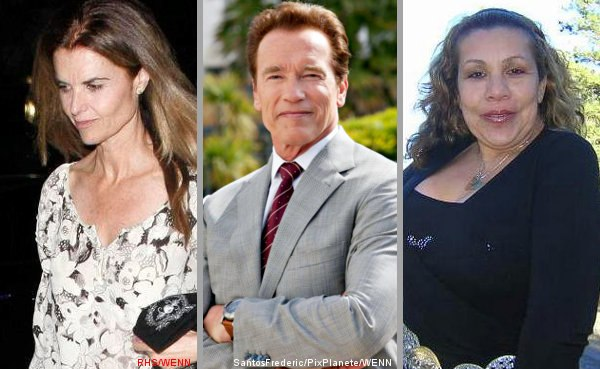 Maria Shriver Confronted Arnold Schwarzenegger's Mistress About Love Child