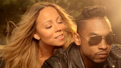 Mariah Carey Premieres '#Beautiful' Music Video Featuring Miguel