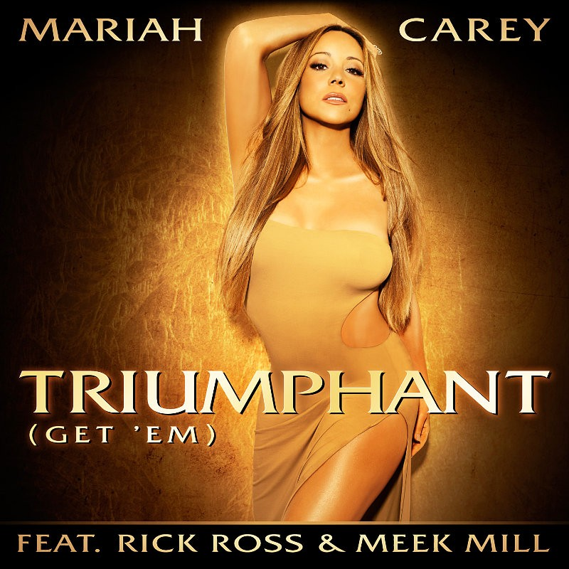 Mariah Carey's 'Triumphant' Video Teaser Ft. Meek Mill and Rick Ross