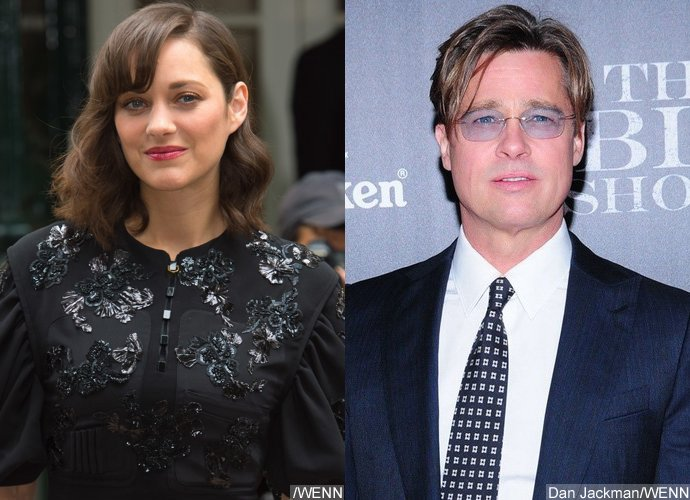 Marion Cotillard Is Pregnant. Could Brad Pitt Be the Father?