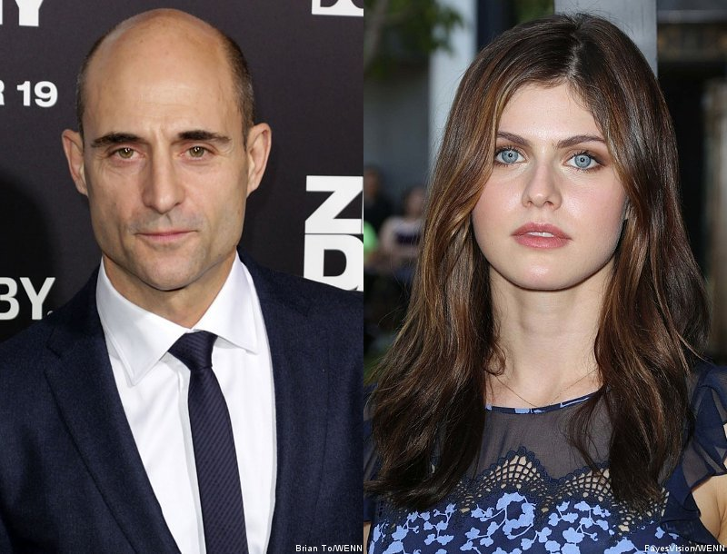 Mark Strong Might Be Lex Luthor in 'Man of Steel 2', Alexandra Daddario Wants to Be Wonder Woman