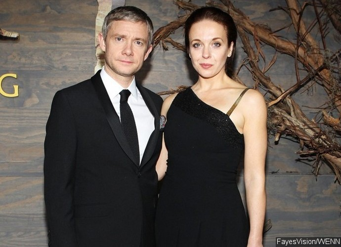 Martin Freeman Split From Amanda Abbington After 15 Years Together