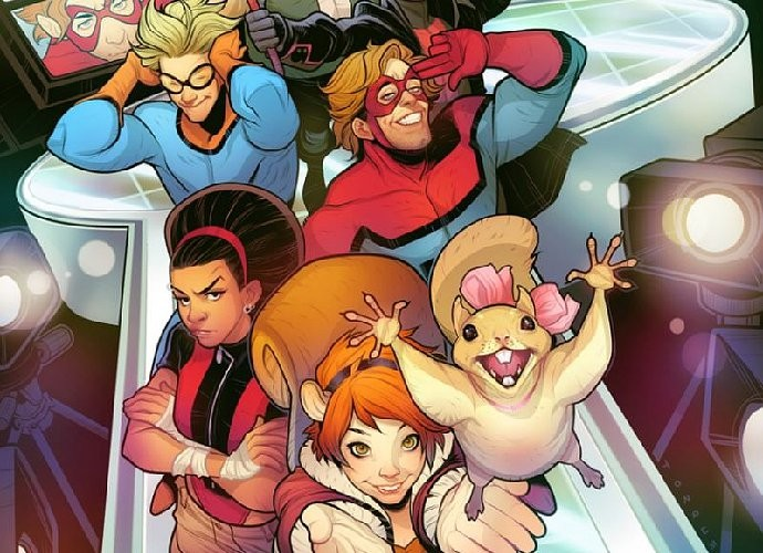 'Marvel's New Warriors' Lineup Is Revealed - See Who Joins the Team!