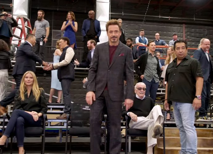 Marvel Stars Gather for Epic Class Photo to Celebrate 10th Anniversary of MCU