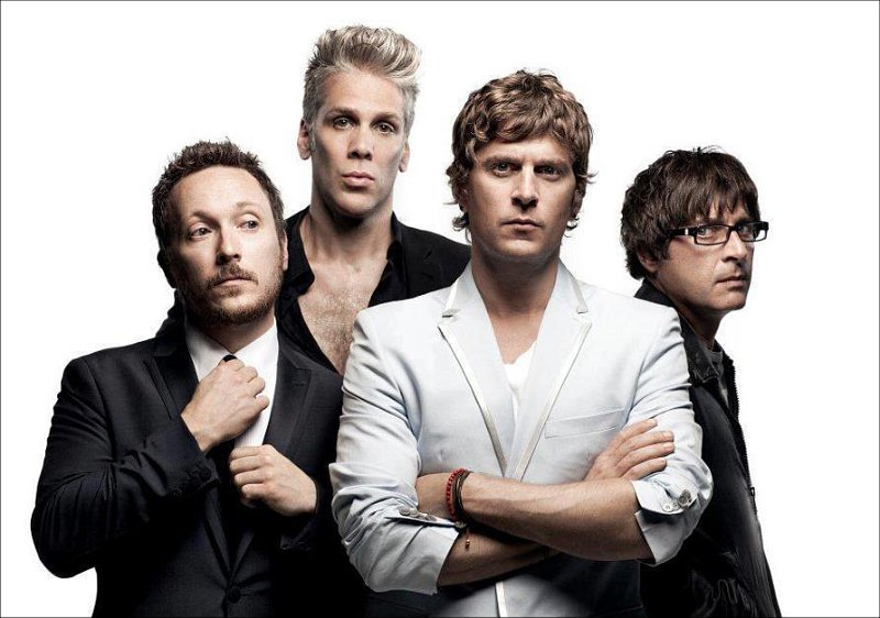 Matchbox 20 Debut 'Overjoyed' Music Video