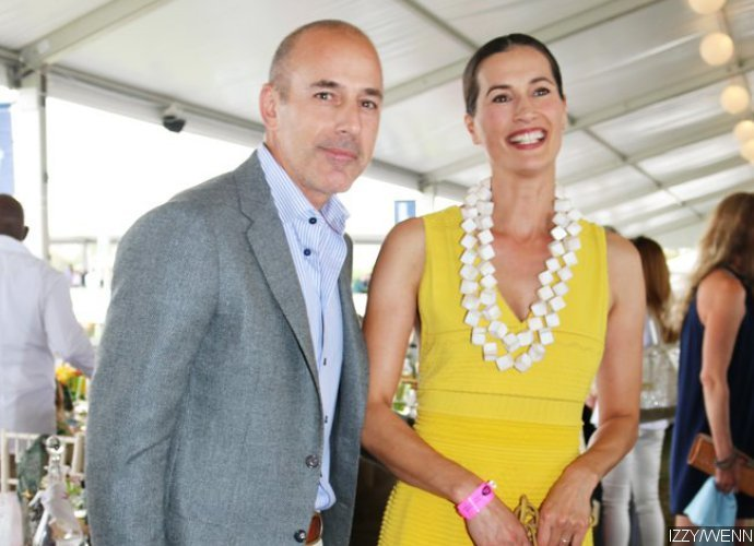 Matt Lauer's 'Betrayed' Wife Spotted in Amsterdam Amid Divorce Rumors