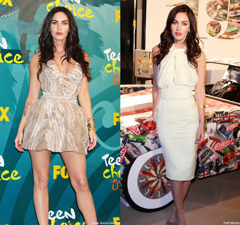 Megan Fox on Tattoo Removal: Marilyn Monroe Is 'a Negative Character'