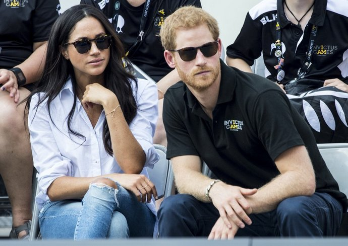 Meghan Markle Brings Her Mom to Prince Harry's Invictus Games