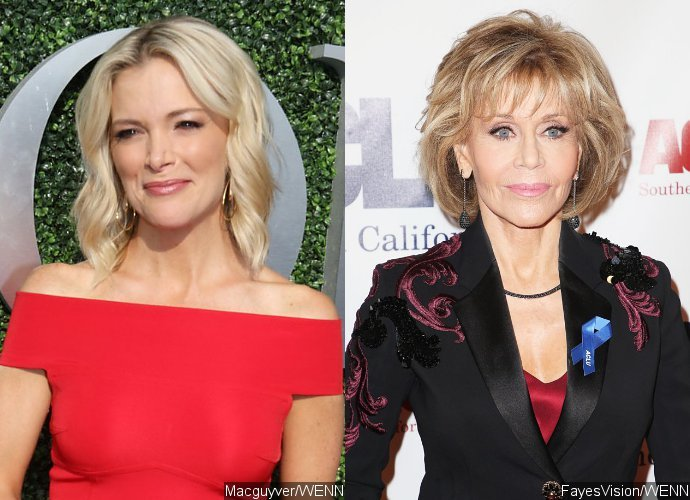 Megyn Kelly Slams Jane Fonda: 'Her Plastic Surgery Is Tough to Ignore'