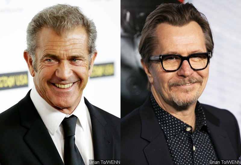Mel Gibson on Gary Oldman's Contoversial Comments on Playboy: 'He's a Good Guy'
