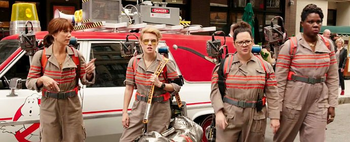 Melissa McCarthy Also Dislikes 'Ghostbusters' Trailer, Calls It 'Very Confusing'