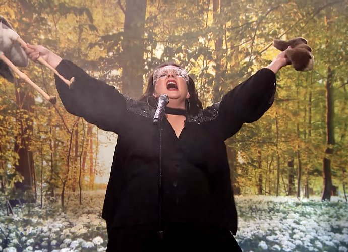 Video: Melissa McCarthy Takes 'Lip Sync Battle' to Next Level With Epic Set on 'Tonight Show'