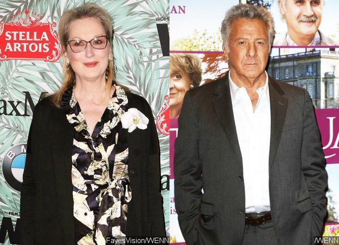 Meryl Streep Backpedals on Her Claim That She Was Groped by Dustin Hoffman