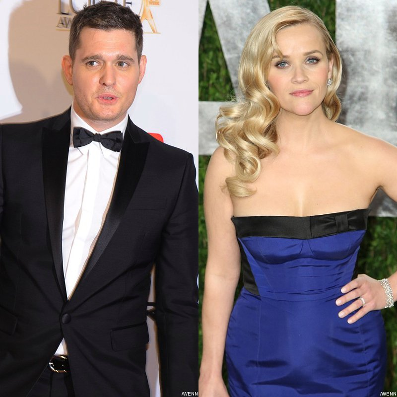 Michael Buble's Duet With Reese Witherspoon on 'Something Stupid' Revealed