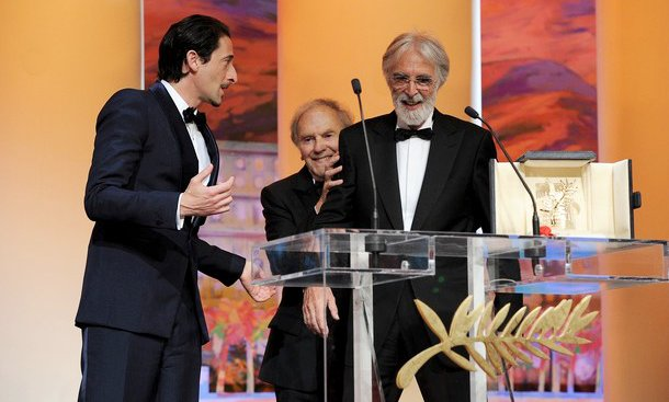 Michael Haneke's 'Amour' Claims Coveted Palme d'Or Prize at Cannes Film Festival