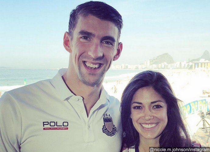 Michael Phelps Secretly Weds Nicole Johnson