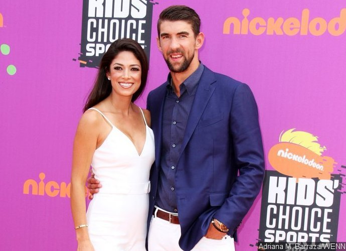 Michael Phelps Expecting His Second Child With Wife Nicole