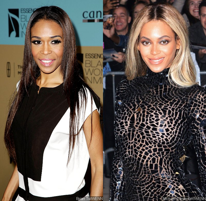 Michelle Williams dismisses rumours of Beyonce's pregnancy