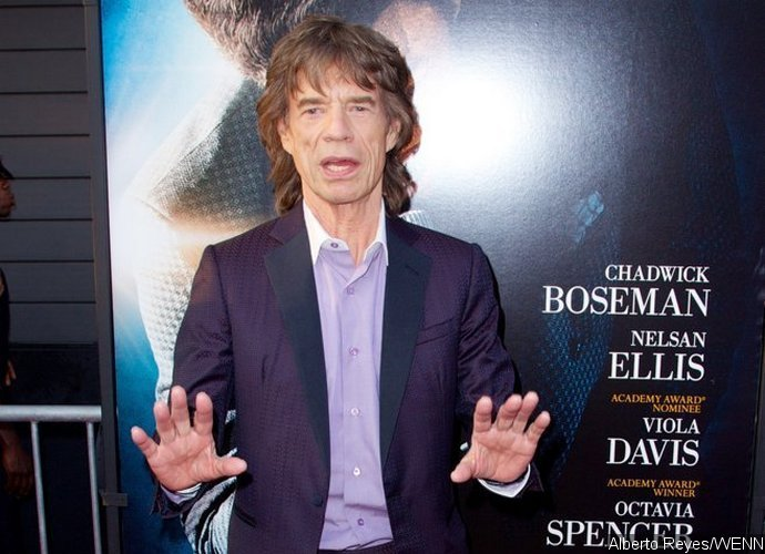 Mick Jagger, 73, Welcomes Baby Boy With 30-Year-Old Girlfriend Melanie Hamrick