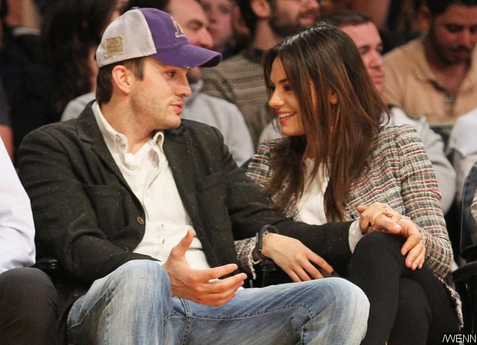Mila Kunis Says She and Ashton Kutcher Started Off as Friends With Benefits