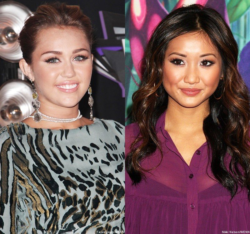 Miley Cyrus Excited to Have Brenda Song as Sister-in-Law