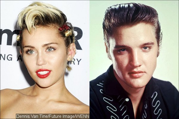 Miley Cyrus Says She Wants to Marry Late Singer Elvis Presley