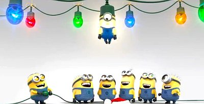 Minions Hype Up the Holiday in New 'Despicable Me 2' Teaser