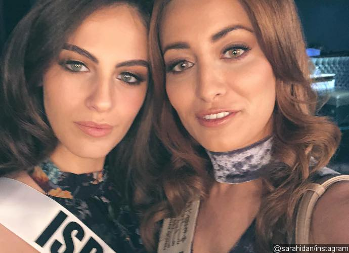 Miss Iraq's Family Receives Death Threats Over Selfie With Miss Israel