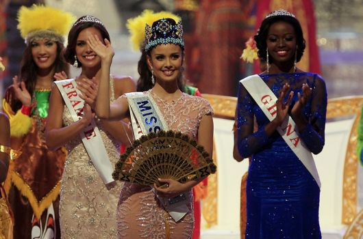 Miss Philippines Megan Young Wins 2013 Miss World
