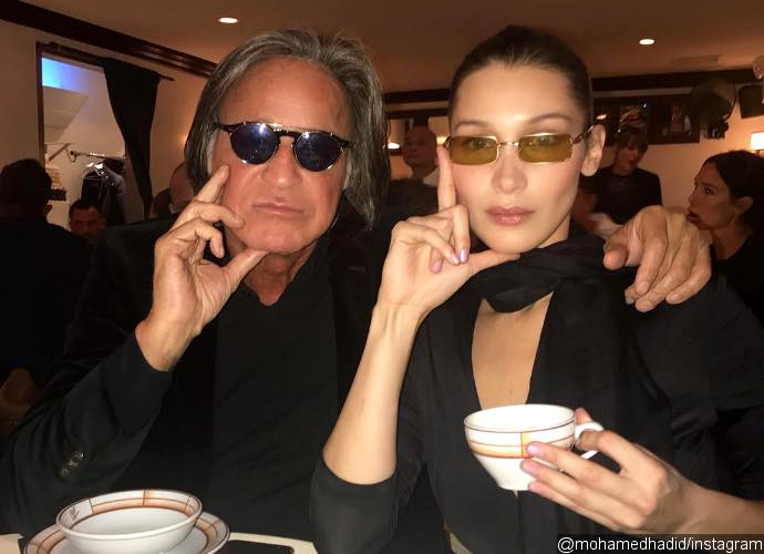 Gigi and Bella Hadid's Dad Mohamed Accused of Rape, Name-Dropping Daughters to Lure Women Into Bed