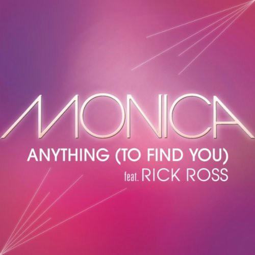 Video Premiere: Monica's 'Anything (To Find You)' Ft. Rick Ross