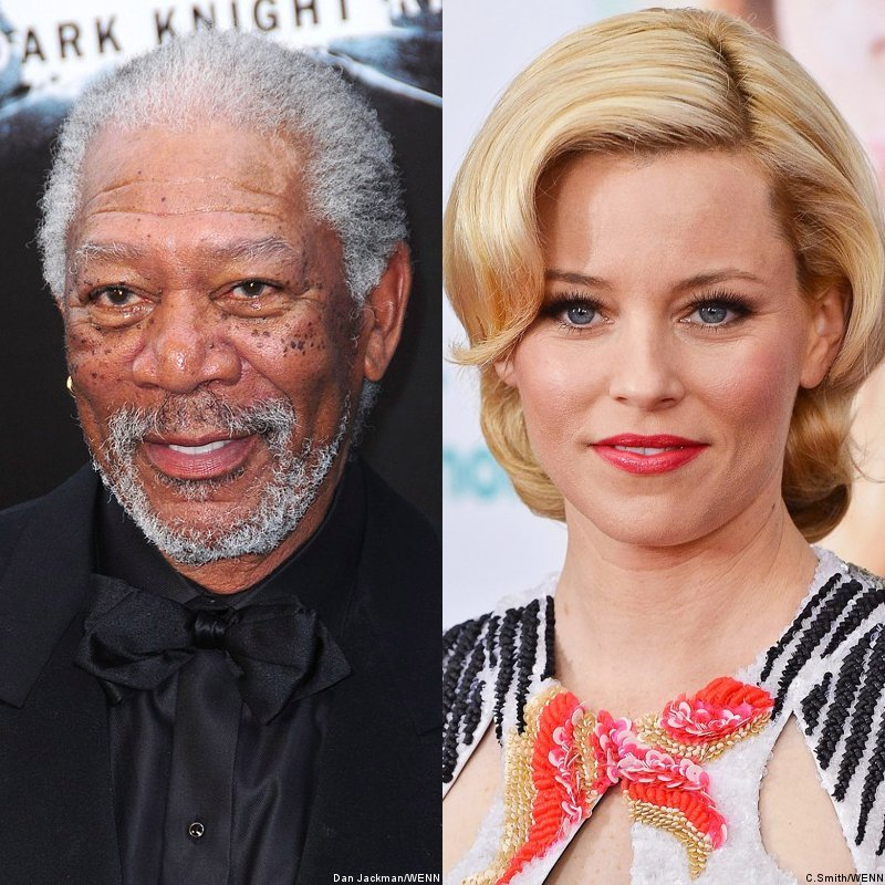 Report: Morgan Freeman and Elizabeth Banks Tapped for 'Lego' Movie