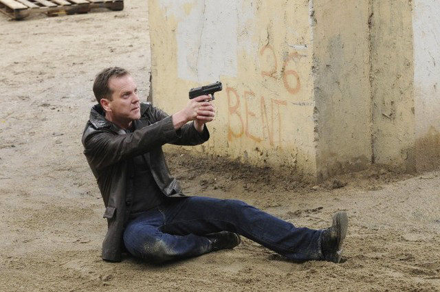 '24' Might Start Shooting in April 2012 With Kiefer Sutherland Back as Jack Bauer