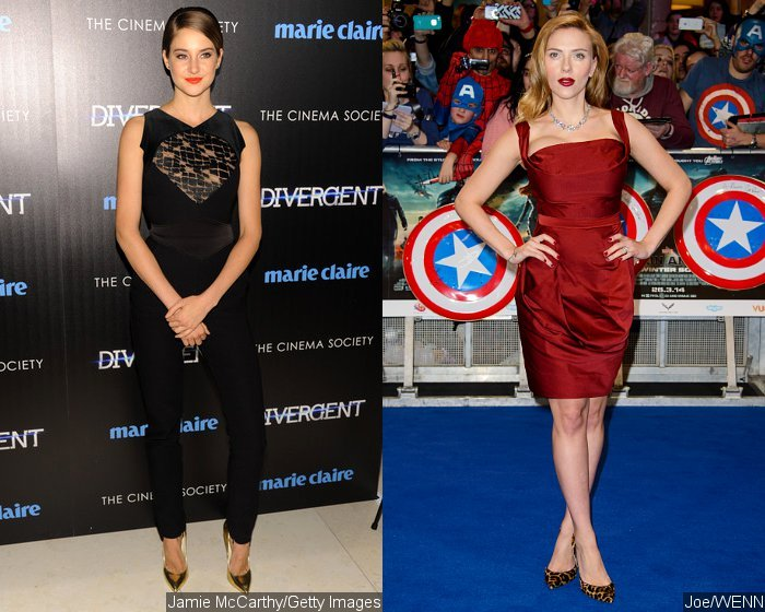 Movie Premieres: 'Divergent' Hits New York, 'Captain America 2' Goes to London