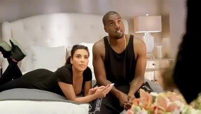 MTV VMA Promo: Kanye West and Kim Kardashian Offered a Threesome by Kevin Hart
