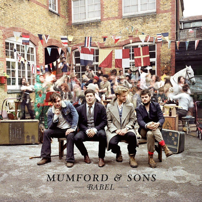 Mumford and Sons Score Biggest Debut of the Year, Beat Green Day and No Doubt