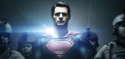 Henry Cavill plays fan-beloved supehero Superman in 'Man of Steel'