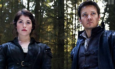 Jeremy Renner and Gemma Arterton star in 'Hansel and Gretel: Witch Hunters