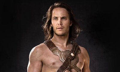 Taylor Kitsch embarks on an epic war in Mars in 'John Carter'